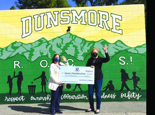 Authors & Illustrators at Dunsmore Elementary – Virtually