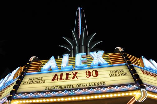 Glendale Arts Retains Management of Alex