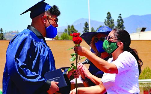 Allan F. Daily High School and Verdugo Academy Graduates its Class of 2021