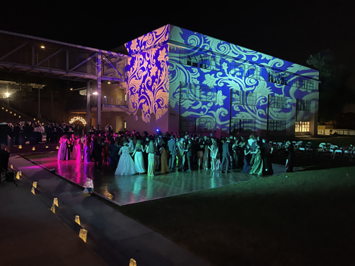 Post Ceremony Dance Attracts CVHS Graduates, Juniors