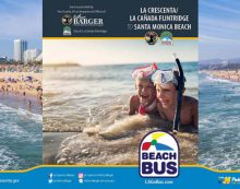 Fun Is Readily Available on the Summer Beach Bus