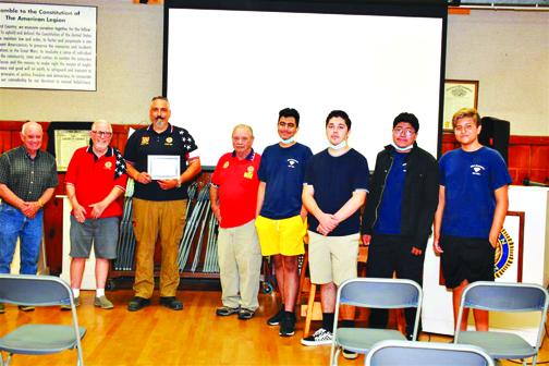Scholarships Awarded to Local Graduates