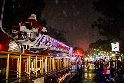 Montrose Christmas Parade Canceled